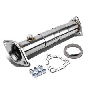 SK-Import Decatalyseur High Flow 63mm Acier Inoxydable Honda Civic,Del Sol,Integra-79431