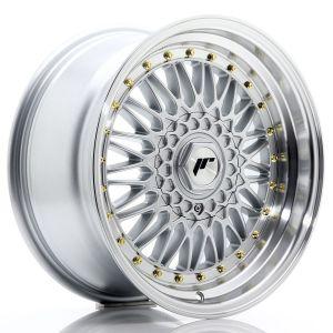 JR-Wheels JR9 Jantes 17 Pouces 8.5J ET35 5x112,5x120 Silver Machined-79948