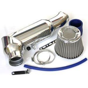 M2 Motorsport Short Tuyau Admission d'Air Poli Aluminium Honda Civic,Del Sol-77347