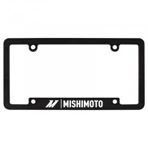 Mishimoto Cadre Plaque d'Immatriculation-80051