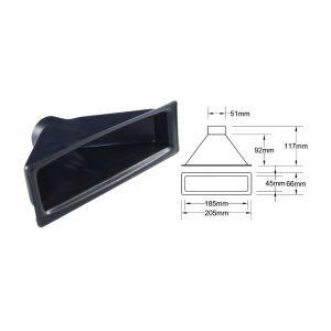 QSP Ecope Noir 51mm-53347