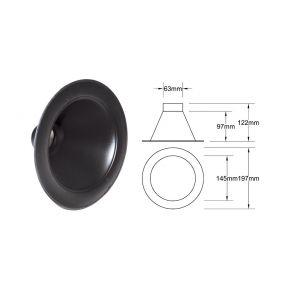 QSP Ecope Noir 63.5mm-53351