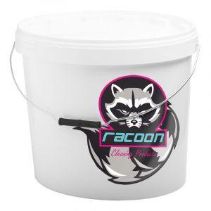 Racoon Wash Bucket Blanc 18000ml Plastique-77456