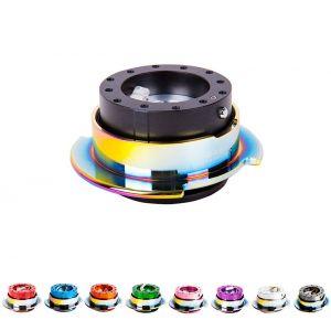 NRG Innovations Moyeu Escamotable Ball-Lock System Aluminium-77587