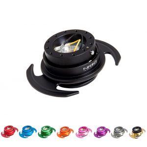 NRG Innovations Moyeu Escamotable Ball-Lock System Aluminium-77611
