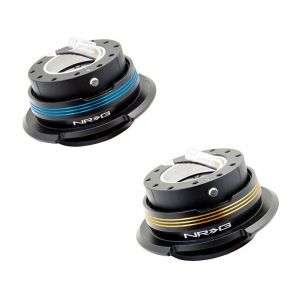NRG Innovations Moyeu Escamotable Ball-Lock System Aluminium-77590