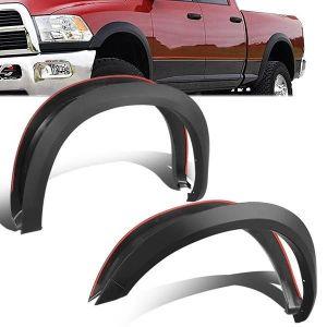 SK-Import Avant et Arrière Extension d'Aile OEM Style Plastique ABS Dodge Ram-79476