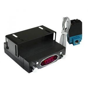 SK-Import Contrôleur De Pression Electrique Noir-57493-BK
