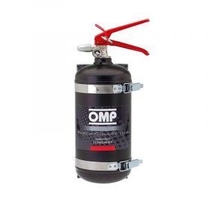 OMP Extincteur Mousse Noir 2400ml 130mm-64969