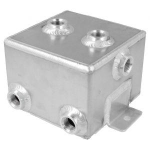 QSP Recuperateur d'Essence Argent Aluminium-80126
