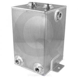 QSP Recuperateur d'Essence Argent 3 Liter Aluminium-80127