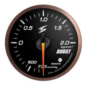 Stri Manometre DSD Club Sport Noir 60mm Pression Turbo-41700