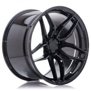 Concaver CVR3 Jantes 21 Pouces 10.5J ET10-46 Custom PCD Platinum Noir-76031
