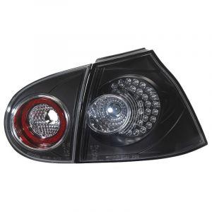 SK-Import Phares Arrieres Noir Volkswagen Golf-79182