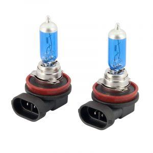 MegaWhite Ampoules Halogen Blanc H8-42065-6