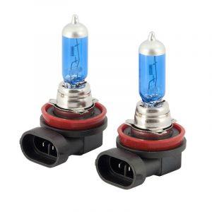 MegaWhite Ampoules Halogen Blanc H11-42063