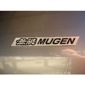 SK-Import Autocollant Mugen Style 45 Degrees-57684