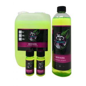 Racoon Shampoing Voiture Green Mamba Vert-77419