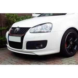 PU Design Avant Lame de Pare-Choc ED30 Style Noir Polyurethane Volkswagen Golf-46558