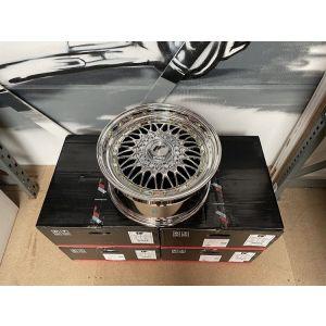 JR-Wheels JR9 Jantes 16 Pouces 7.5J ET25 5x100-W2023
