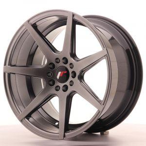 JR-Wheels JR20 Jantes 18 Pouces 9.5J ET40 5x112,5x114.3 Hyper Noir-57955
