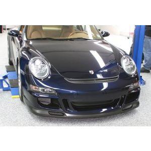 PU Design Avant Lame de Pare-Choc GT3 Style Noir Polyurethane Porsche 911-46585