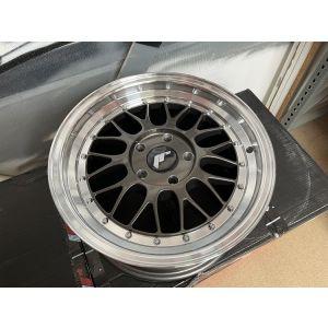 JR-Wheels JR23 Jantes 16 Pouces 8J ET20 5x112-W2026
