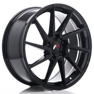 JR-Wheels JR36 Jantes 19 Pouces 8.5J ET35 5x120 Brillant(e) Noir-67345