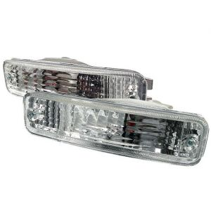 Sonar Avant Clignotants Chromé Transparent Honda Civic,CRX,Shuttle Pre Facelift-34133