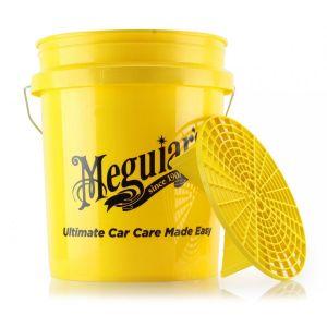 Meguiars Seau + Grille de Lavage Filtrante 290mm-63591