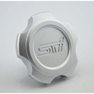 D1 Spec Bouchon d'huile moteur Argent Aluminium Subaru-56143