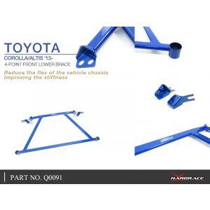Hardrace Avant Renfort Toyota Corolla-67922