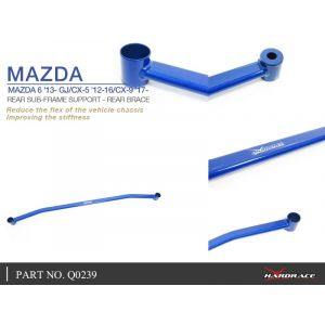 Hardrace Arrière Renfort Mazda 6,CX-5-68574