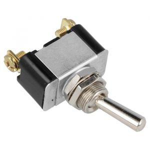 QSP Interrupteur Temporairement sur – Off Argent-80202