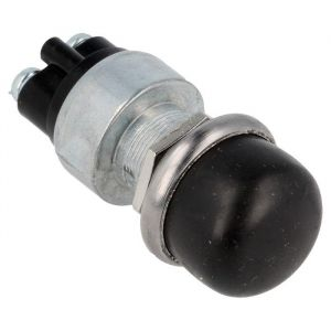 QSP Bouteur Démarrage LED Noir 15.5mm-80219