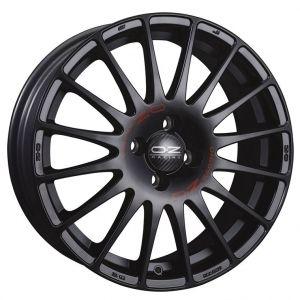 OZ-Racing Superturismo GT Jantes 15 Pouces 6.5J ET37 4x100 Mat Noir-71651