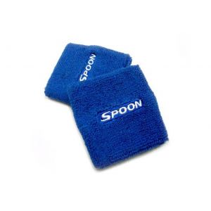 SK-Import Chaussettes Bocal Spoon Style Bleu Tissu-41099